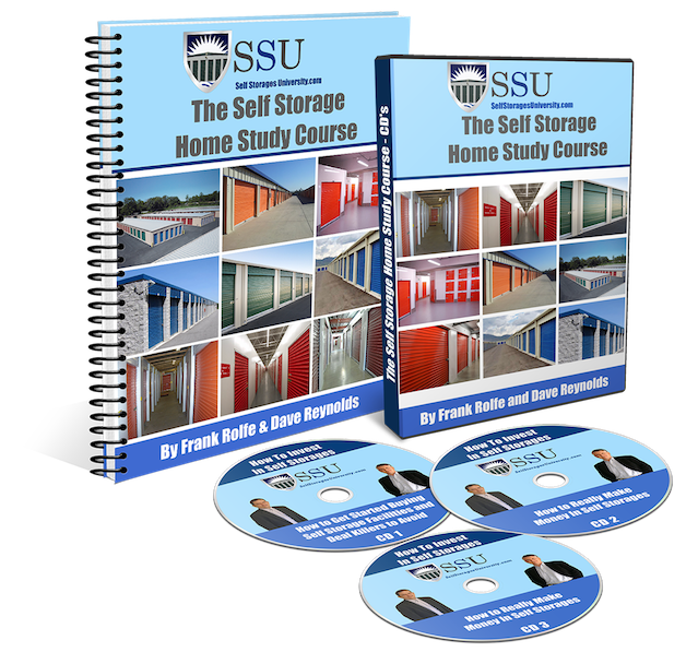 self storage home study course