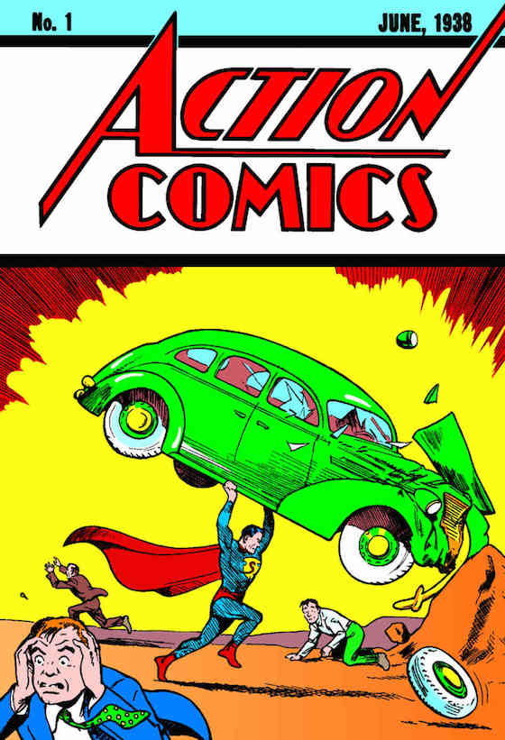 action 1 comic storage auction