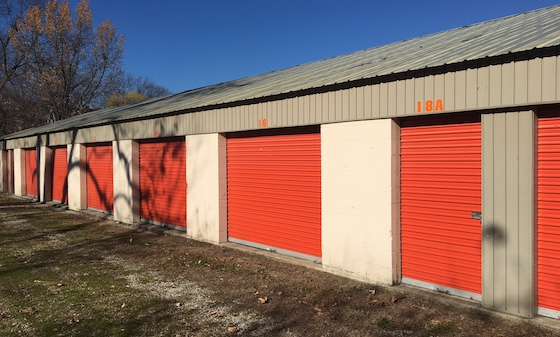 rural storage facilty