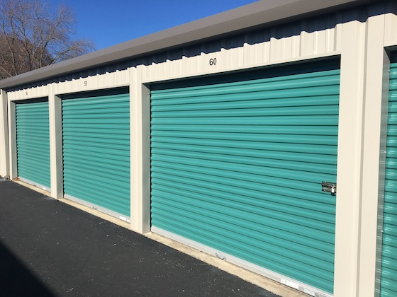 storage facilty doors
