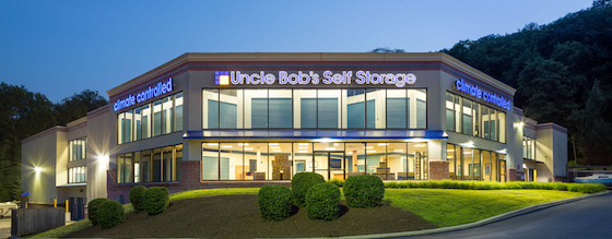 self storage cap rate and return