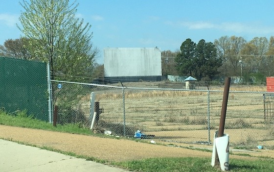 old drive in