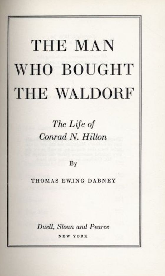 the man who built the waldor
