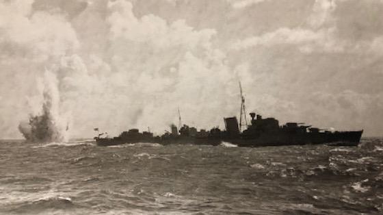 ww2 navy ships