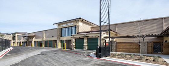 self storage spicewood