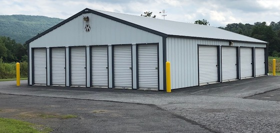 self storage facilty